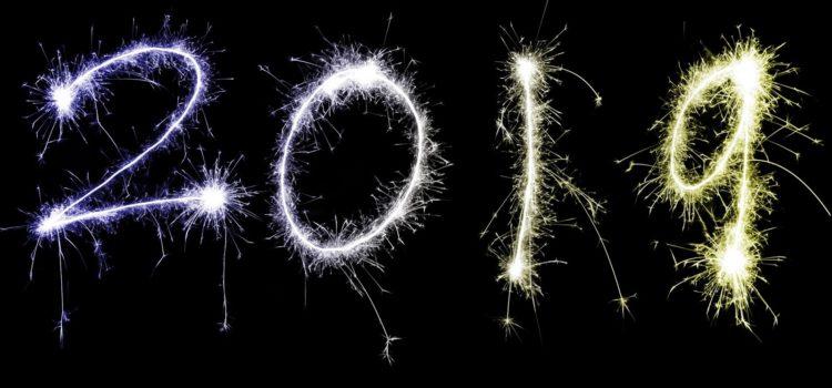 [BLOG] Bonne année 2019 !!