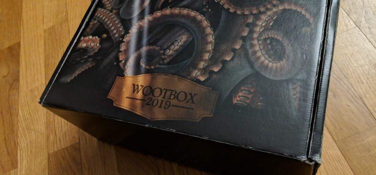 [UNBOXING] Wootbox de Février 2019