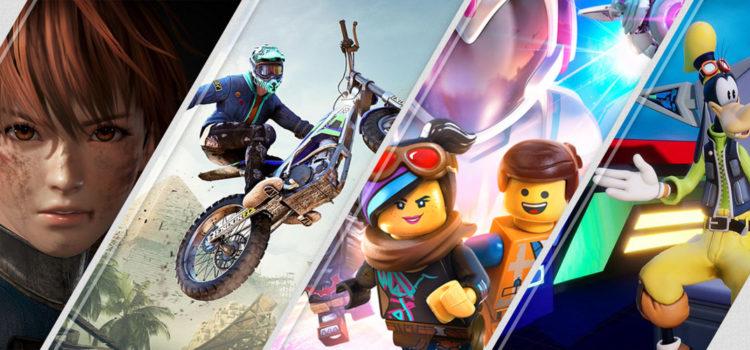 [PSN] Mise à jour hebdo du 25/02/2019 : Dead or Alive 6, Trials Rising, La Grande Aventure LEGO 2 : Le Jeu Vidéo, etc.