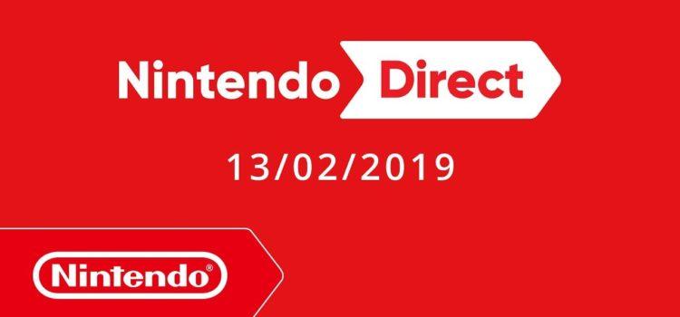 [ANNONCE] Les 3 choses à retenir du Nintendo Direct du 13/02