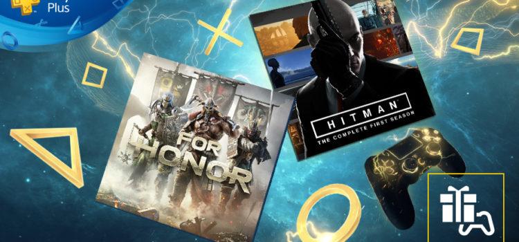[PS+] Liste des jeux gratuits pour Février 2019