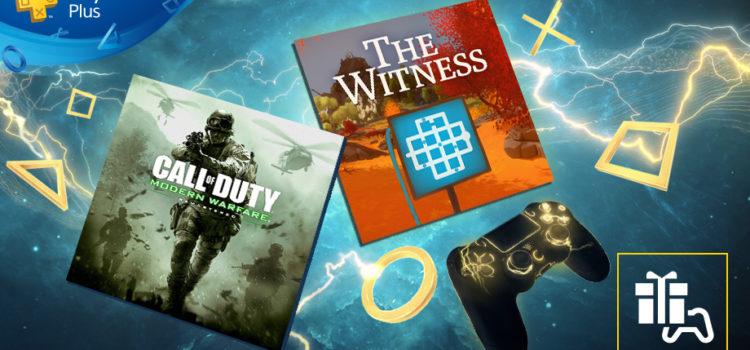 [PS+] Liste des jeux gratuits pour Mars 2019