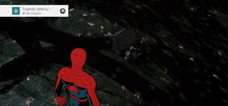 [TROPHEES] Platine n°135 : Marvel's Spider-Man sur PS4