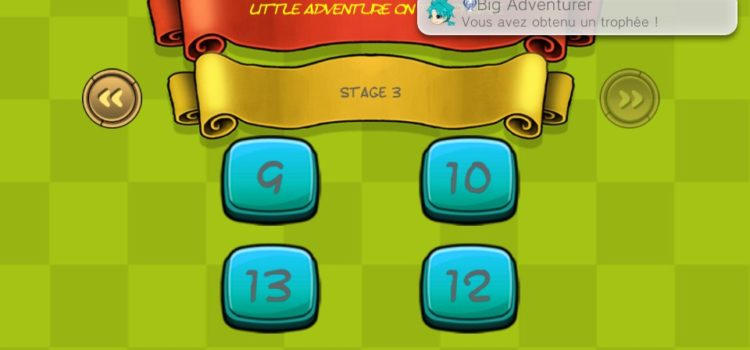 [TROPHEES] Platine n°142 : Little Adventure on the Prairie sur PS Vita