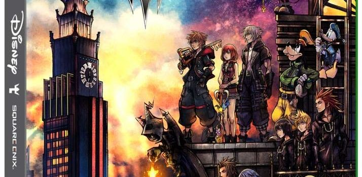 [TEST] Kingdom Hearts III sur Xbox One