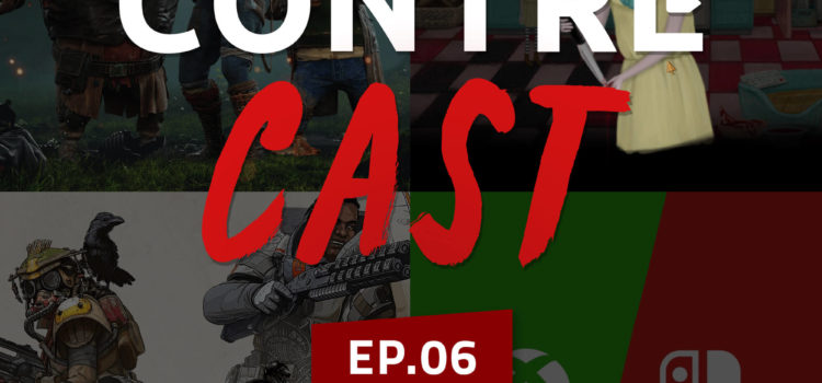 "[PODCAST] Le ContreCast #6 – ""Keutrusse"""