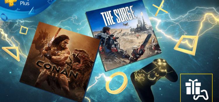 [PS+] Liste des jeux gratuits pour Avril 2019