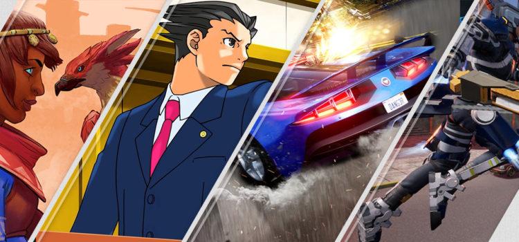 [PSN] Mise à jour hebdo du 08/04/2019 : Falcon Age, Phoenix Wright: Ace Attorney Trilogy, etc.