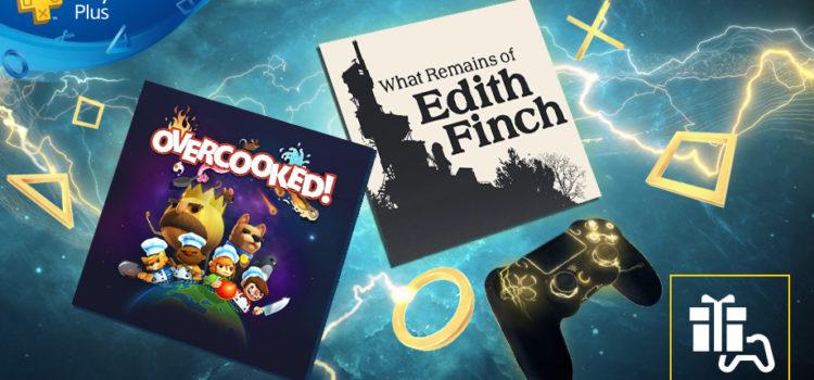 [PS+] Liste des jeux gratuits pour Mai 2019