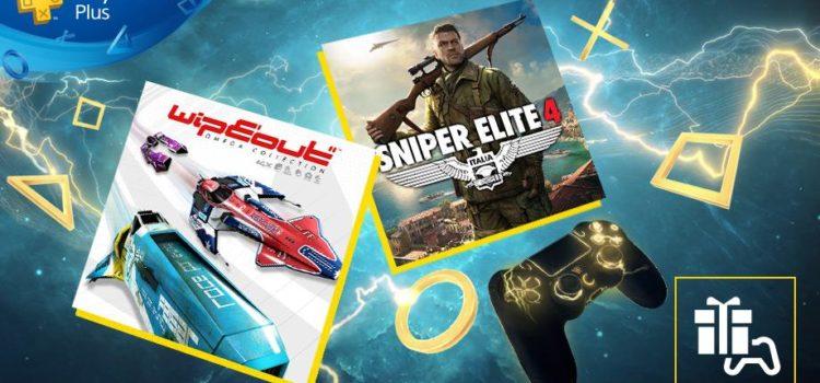 [PS+] Liste des jeux gratuits pour Août 2019