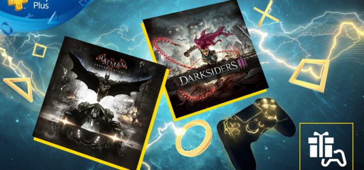 [PS+] Liste des jeux gratuits pour Septembre 2019