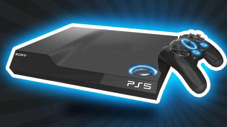 Un exemple de modèle PS5... que je ne trouve pas très jolie !