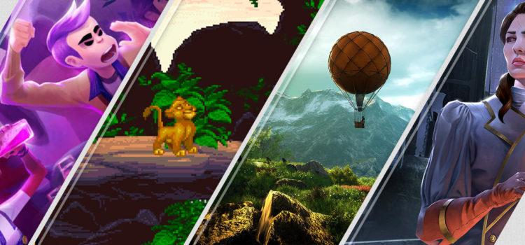 [PSN] Mise à jour hebdo du 28/10/2019 : Disney Classic Games: Aladdin & The Lion King, etc.