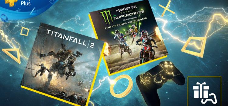 Les jeux gratuits du PS+ pour Décembre 2019