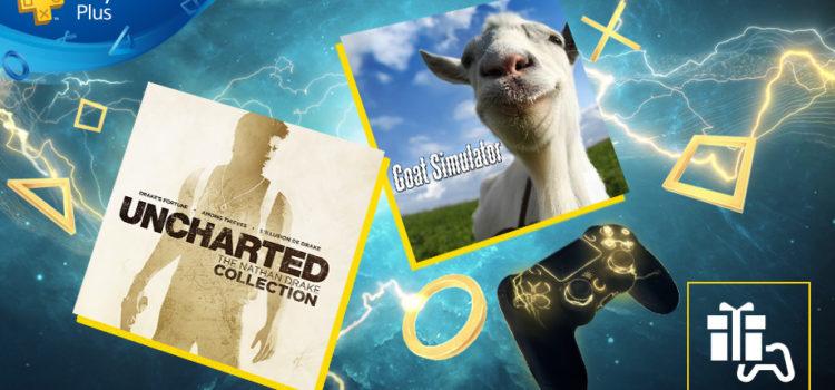 Les jeux gratuits du PS+ pour Janvier 2020