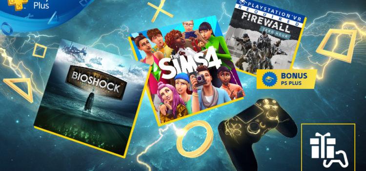 Les jeux gratuits du PS+ pour Février 2020