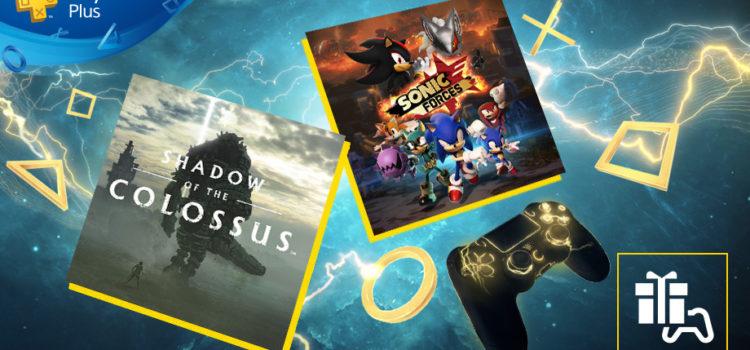 Les jeux gratuits du PS+ pour Mars 2020