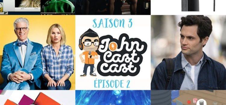 [PODCAST] J'ai joué, j'ai vu, j'ai fait (#JohnCastcast S03E02)