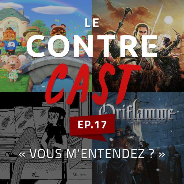 ContreCast 17