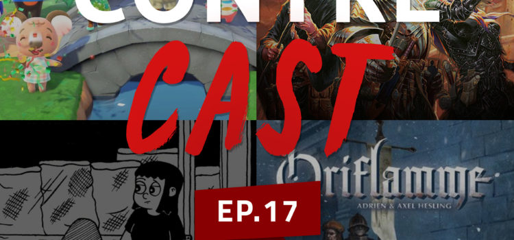 "[PODCAST] Le ContreCast #17 – ""Vous m'entendez ?"""