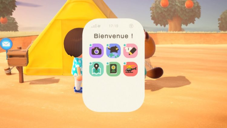 Le nouveau Animal Crossing: New Horizons