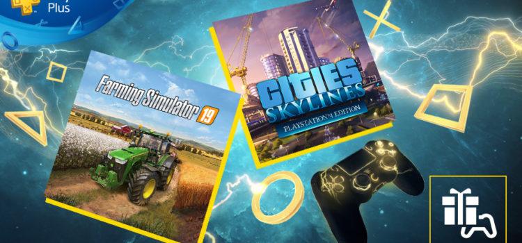 Les jeux gratuits du PS+ pour Mai 2020