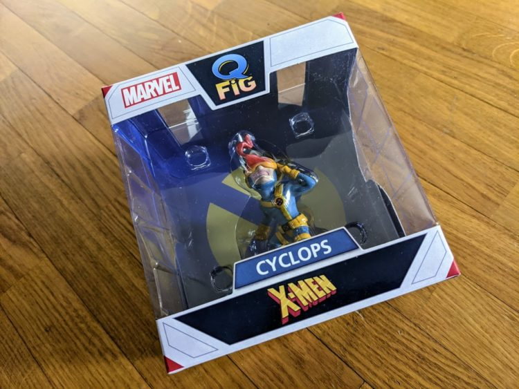 Wootbox Avril 2020 - QFig