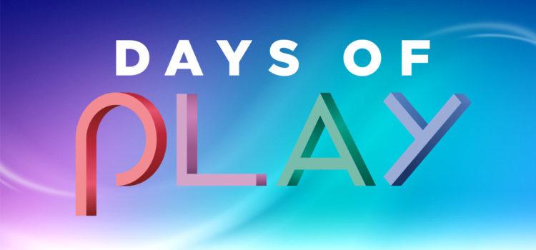C'est parti pour les Days of Play 2020 !