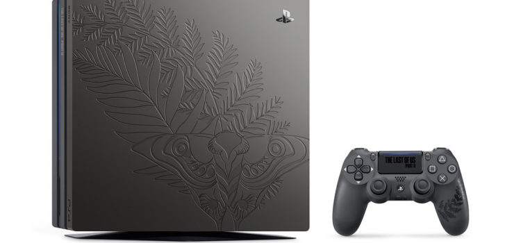 La PS4 Pro The Last of Us: Part II collector annoncée !