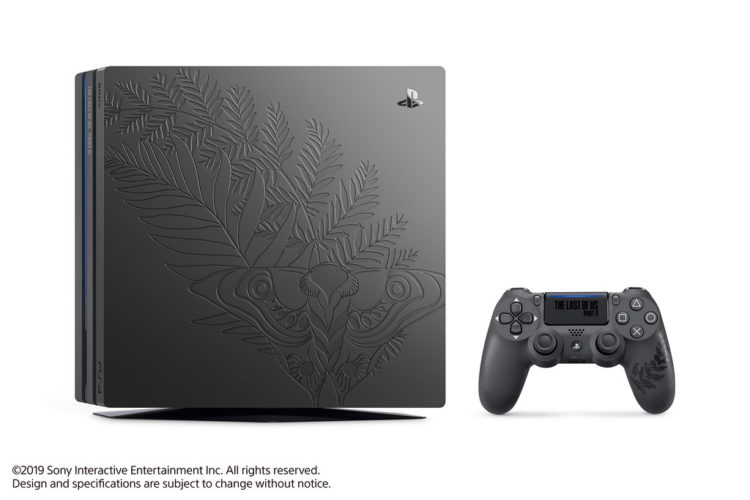PS4 Pro The Last of Us: Part II