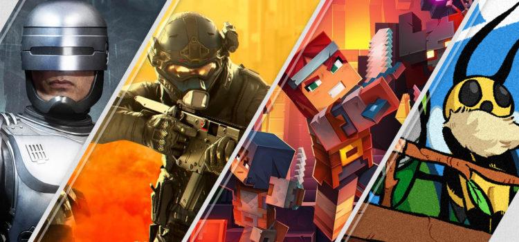 [PSN] Mise à jour hebdo du 25/05/2020 : Minecraft Dungeons, Mortal Kombat 11 Aftermath, etc.