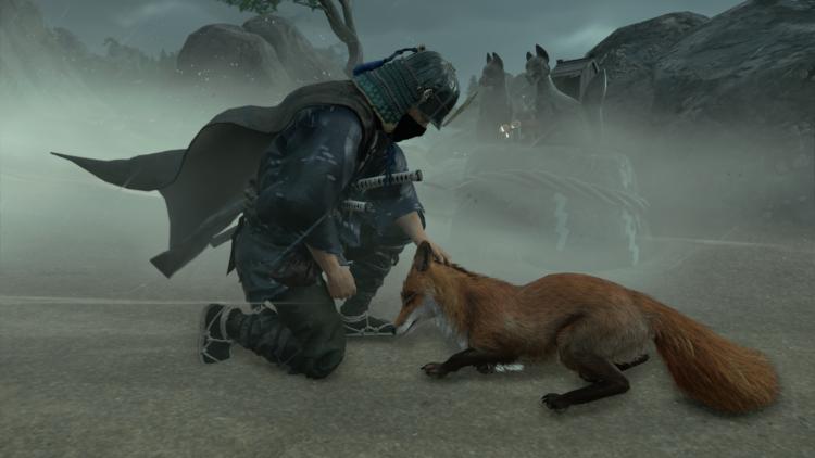 Test Ghost of Tsushima PS4 Pro - Soyez sympa avec le renard