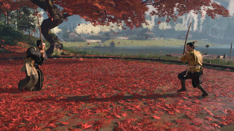 Test Ghost of Tsushima PS4 Pro - Là où tout a commencé