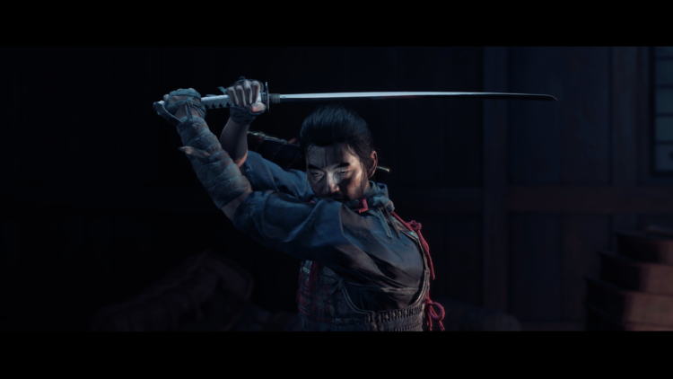 Test Ghost of Tsushima PS4 Pro - Ce reflet sur le sabre