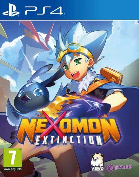 TEST de Nexomon : Extinction sur PS4