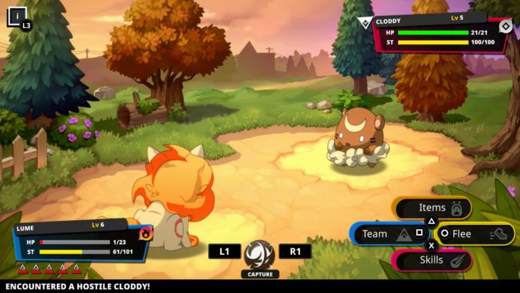 Nexomon : Extinction sur PS4
