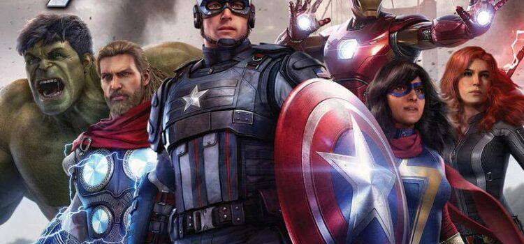 [TEST] Marvel's Avengers sur PS4