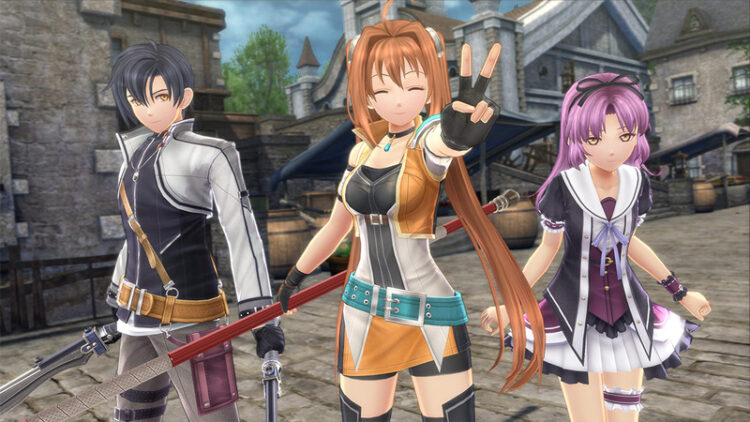 Trails of Cold Steel IV - PS4