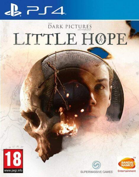 Little Hope PS4