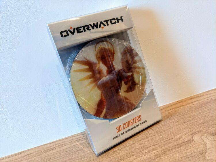 Wootbox Janvier 2021 - Overwatch
