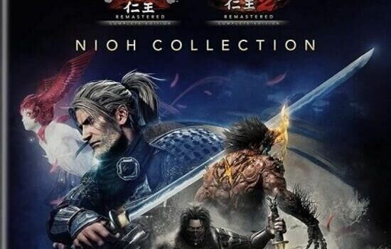 Nioh Collection PS5 - Jaquette
