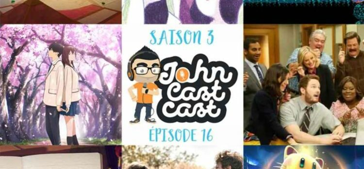 JohnCastcast - Emotions (S03E16)