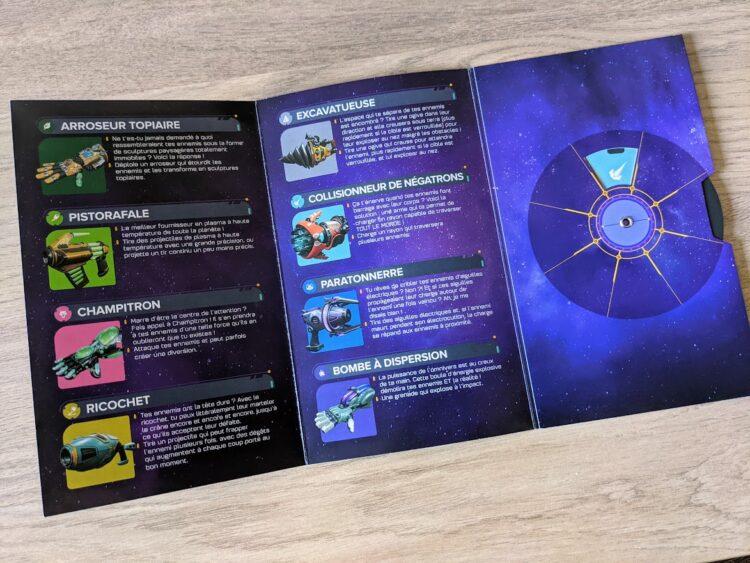 Ratchet & Clank: Rift Apart, unboxing press kit - le détail des armes