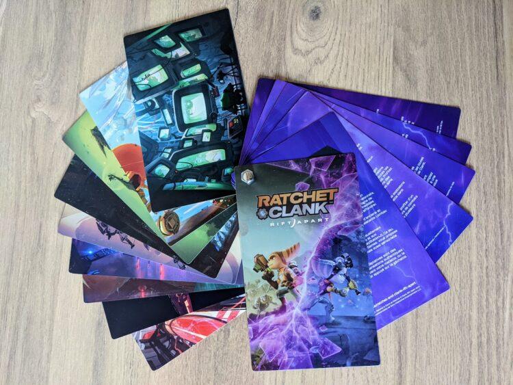 Ratchet & Clank: Rift Apart, unboxing press kit - photos et infos