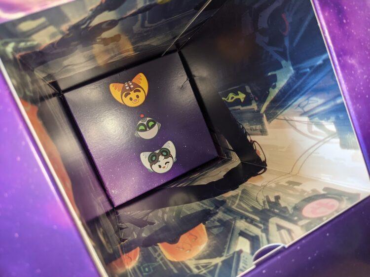 Ratchet & Clank: Rift Apart, unboxing press kit - des détails, partout !