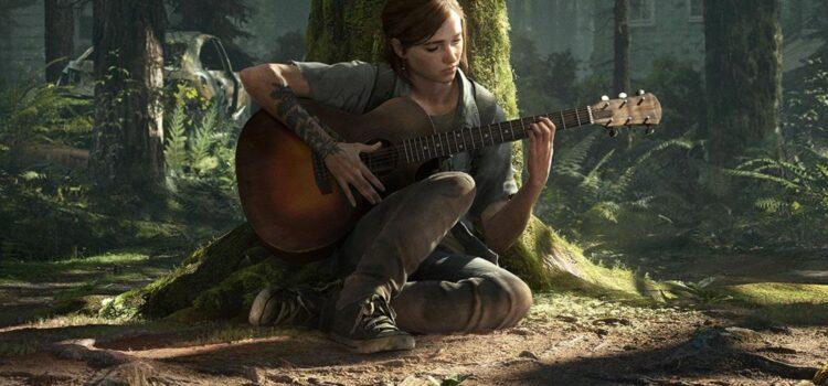 1 an de The Last of Us Part II