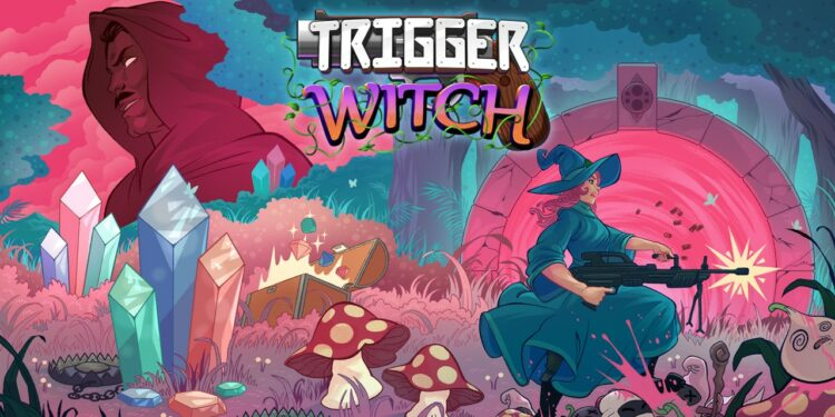 Trigger Witch PS4