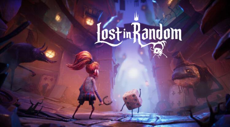 Lost in Random sur PS4